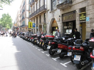 Barcelona Parking2