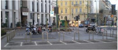 Milan security