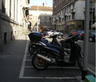 Milan spaces 1