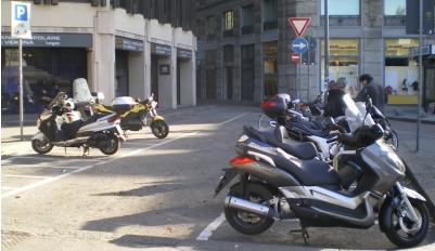 Milan spaces 2