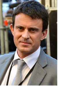 Manuel Valls, French Interior Minister