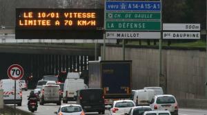 Peripherique's new speed limit